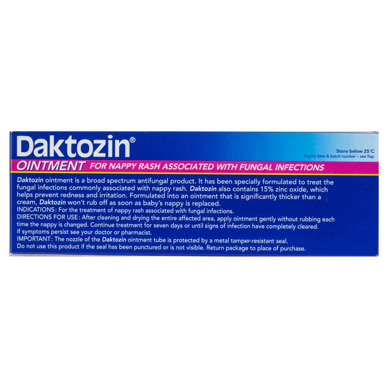 Daktozin Ointment 15g - Vital Pharmacy Supplies