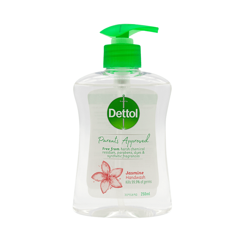 Dettol Parents Approved Hand Wash Jasmine 250ml - Vital Pharmacy Supplies