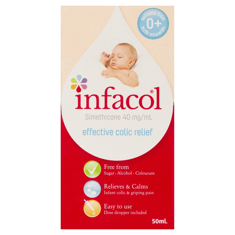 Infacol Simethicone 40mg 50mL - Vital Pharmacy Supplies