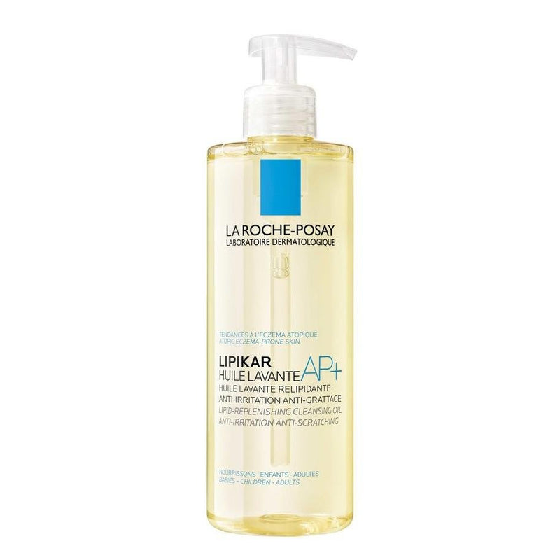 La Roche-Posay Lipikar Huile Lavante Cleansing Oil 400mL - Vital Pharmacy Supplies