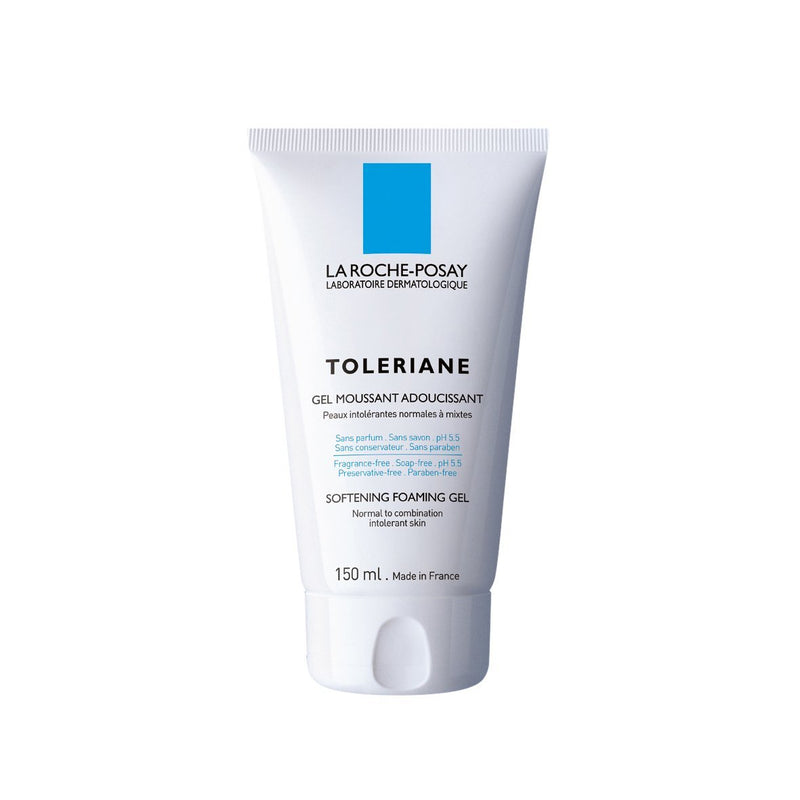 La Roche-Posay Toleriane Softening Foaming Gel Cleanser 150mL - Vital Pharmacy Supplies