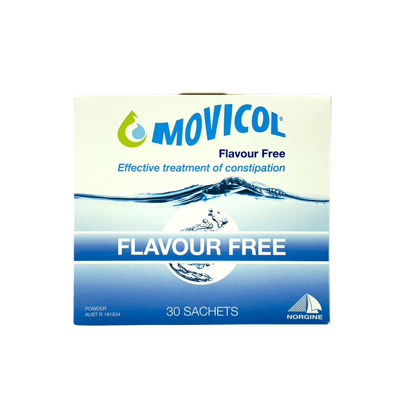 Movicol Flavour Free Sachets for Adults 30s - Vital Pharmacy Supplies