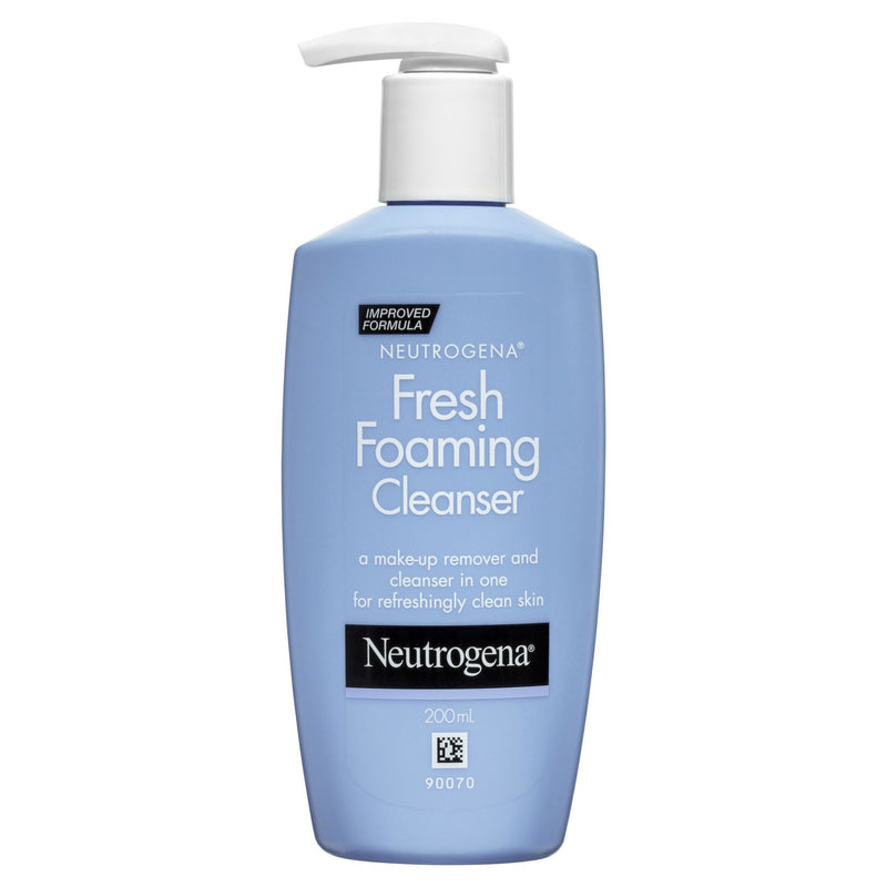 Neutrogena Fresh Foaming Cleanser 200mL - Vital Pharmacy Supplies