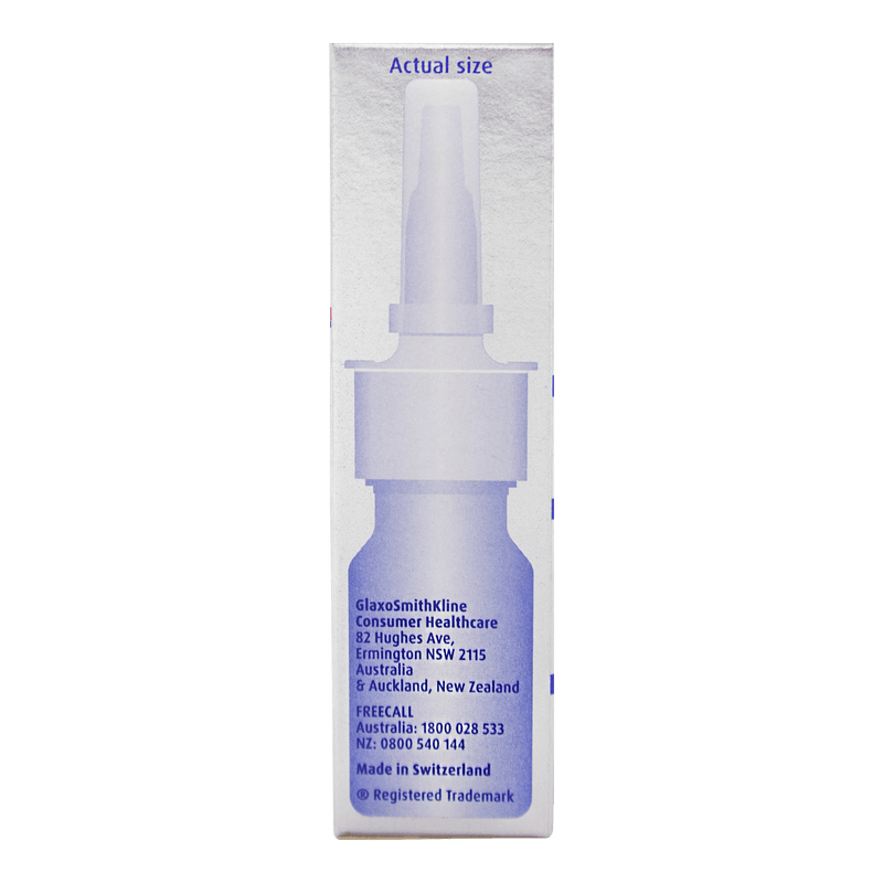 Otrivin Plus Nasal Spray 10mL - Vital Pharmacy Supplies