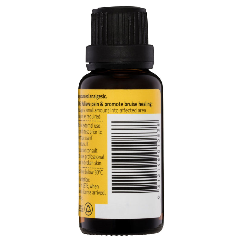 Thursday Plantation Arnica Oil 25mL - Vital Pharmacy Supplies