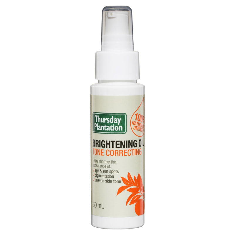 Thursday Plantation Brightening Oil Tone Correcting 60mL - Vital Pharmacy Supplies