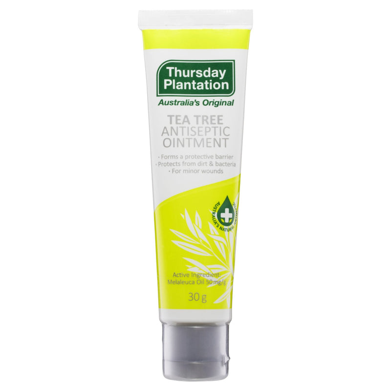 Thursday Plantation Tea Tree Antiseptic Ointment 30g - Vital Pharmacy Supplies