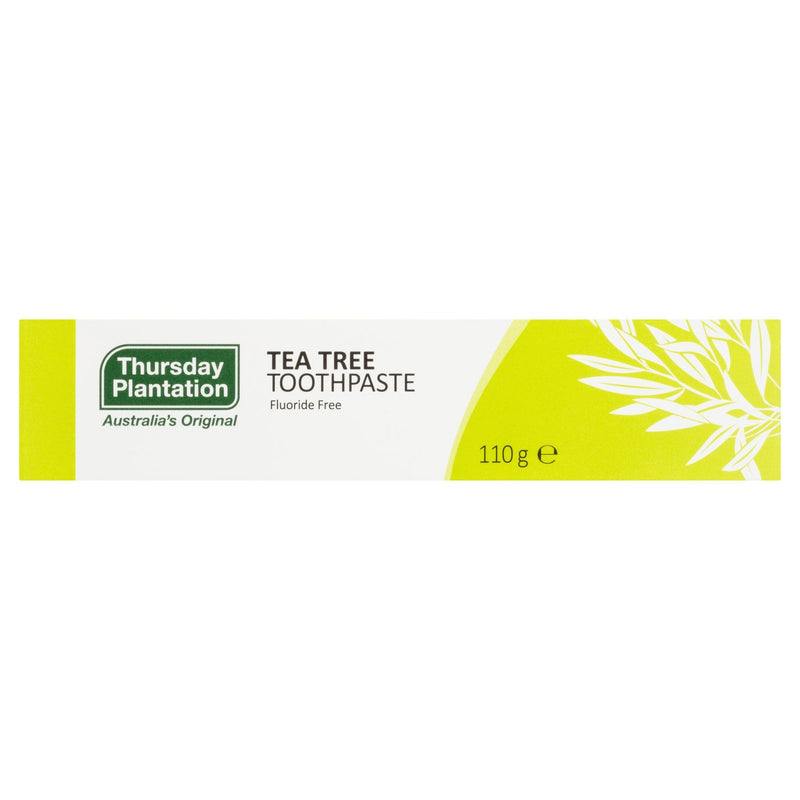 Thursday Plantation Tea Tree Toothpaste 110g - Vital Pharmacy Supplies