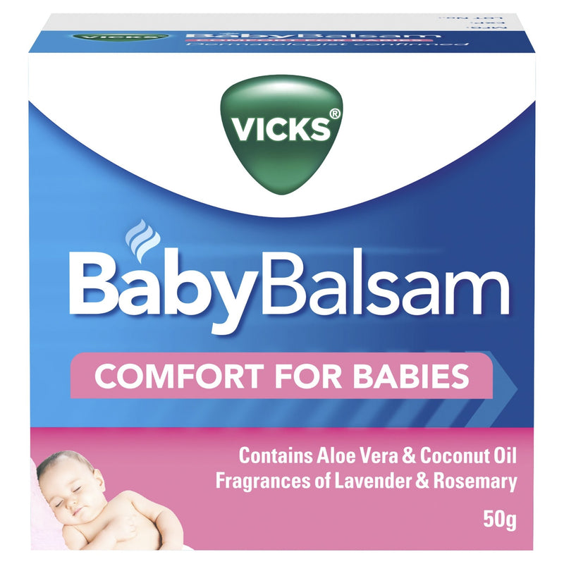 Vicks BabyBalsam 50g - Vital Pharmacy Supplies