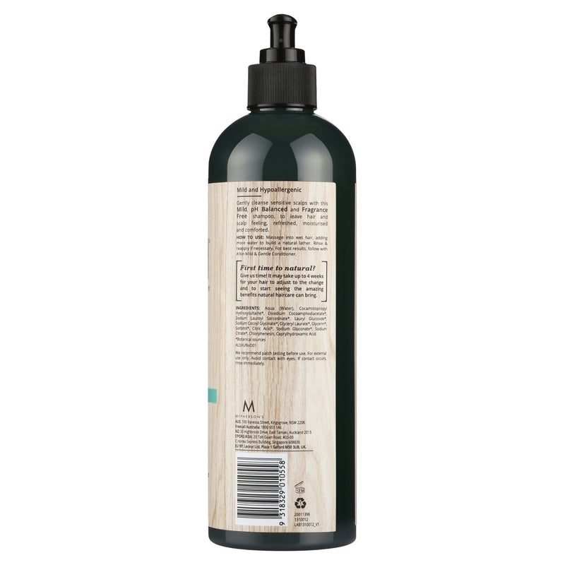 A'kin Mild & Gentle Conditioner 500mL - Vital Pharmacy Supplies