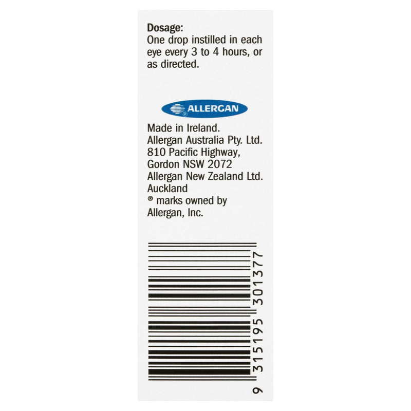 Albalon A Allergy Eye Drops 15mL - Vital Pharmacy Supplies