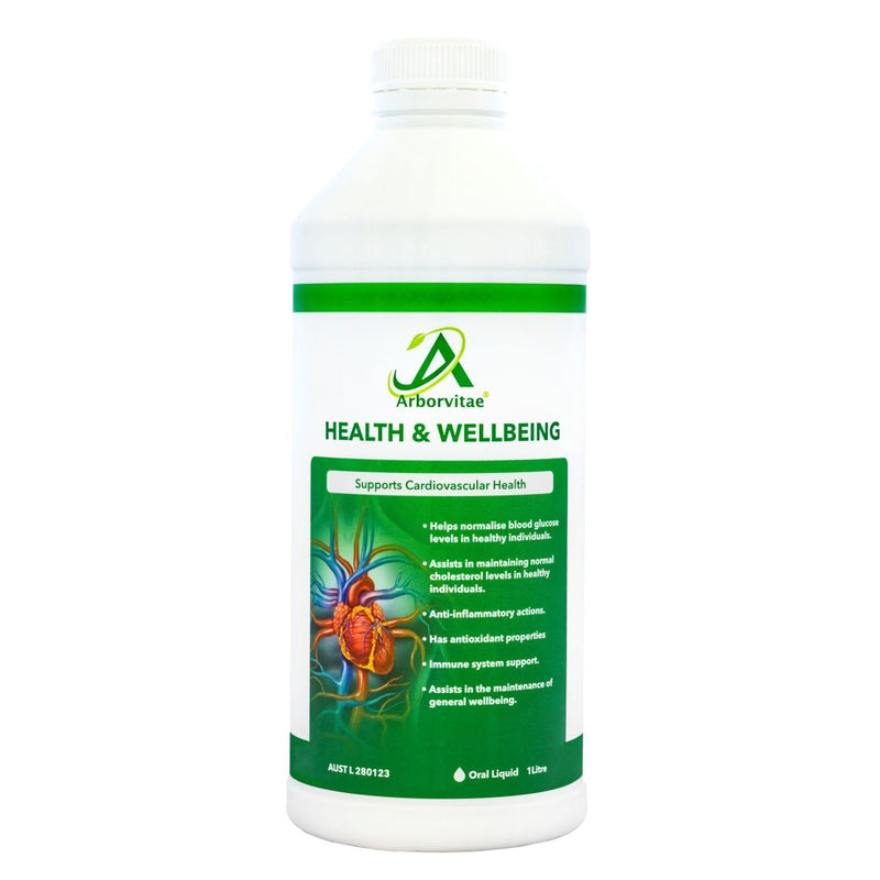 Arborvitae Health & Wellbeing Supplement 1L
