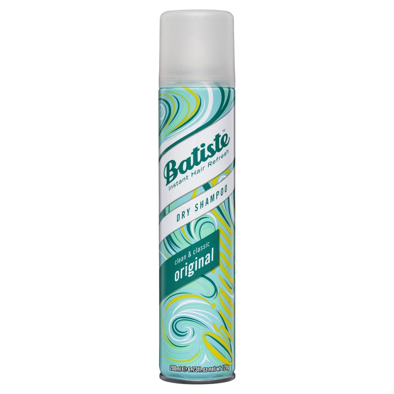 Batiste Dry Shampoo Original 200mL - Vital Pharmacy Supplies