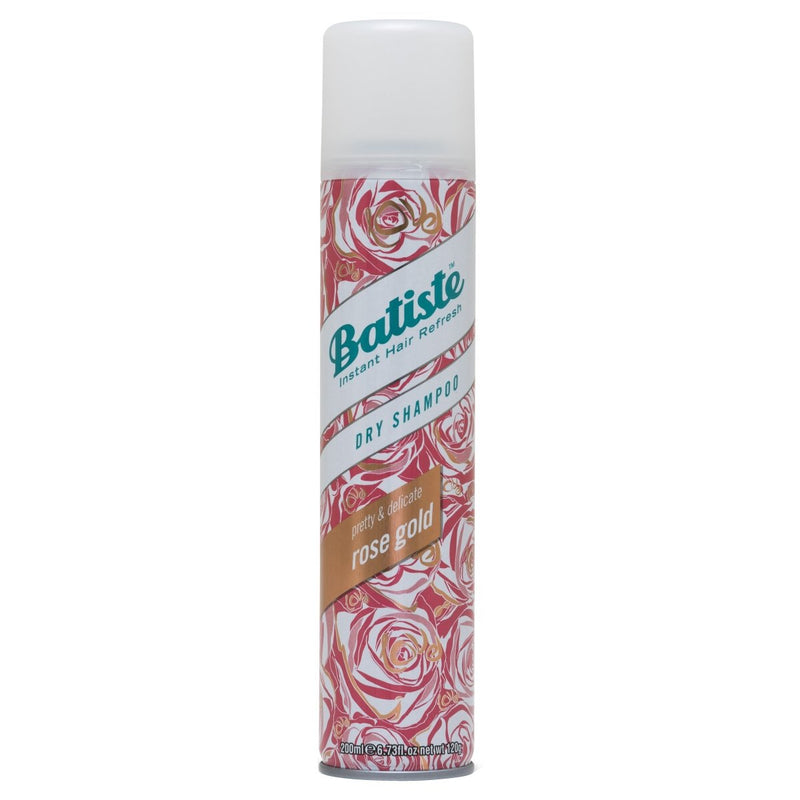 Batiste Dry Shampoo Rose Gold 200mL - Vital Pharmacy Supplies