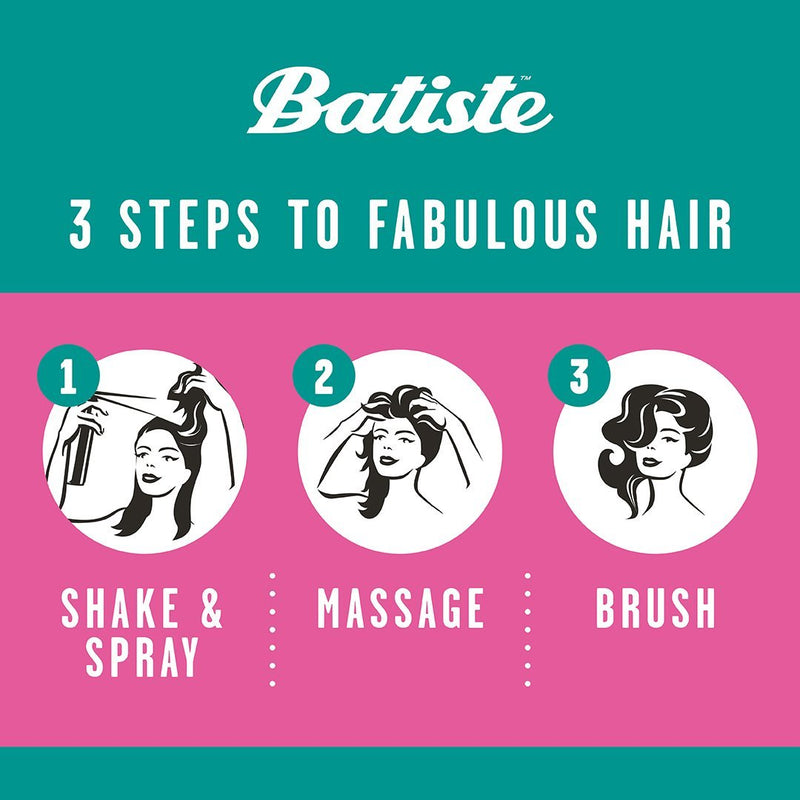 Batiste Dry Shampoo & Volume 200mL - Vital Pharmacy Supplies