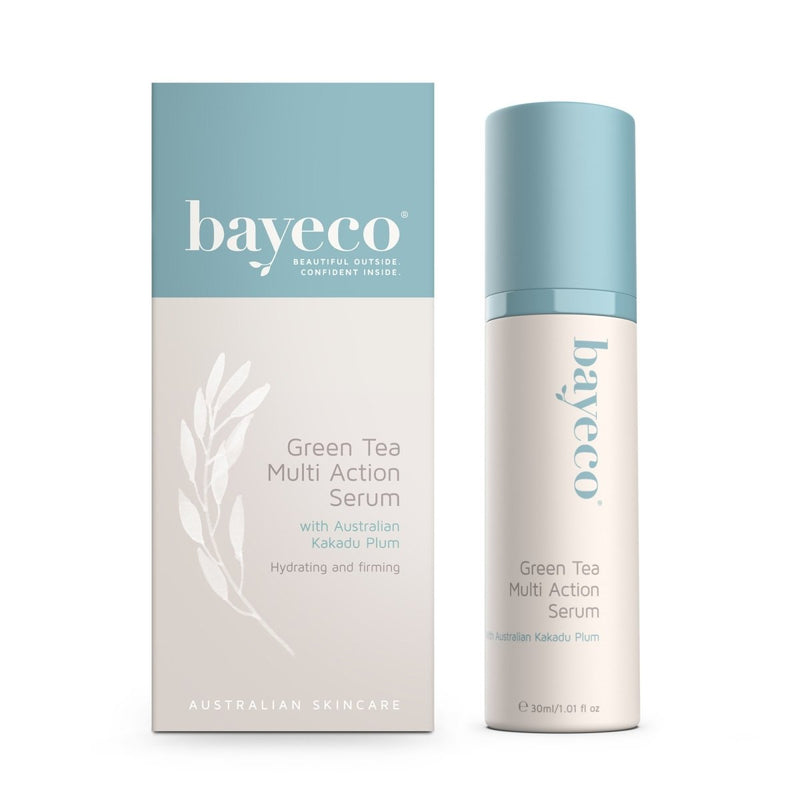 Bayeco Green Tea Multi Action Serum 30mL - Vital Pharmacy Supplies