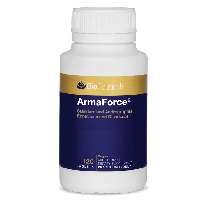 BioCeuticals ArmaForce 120 Tablets - Vital Pharmacy Supplies