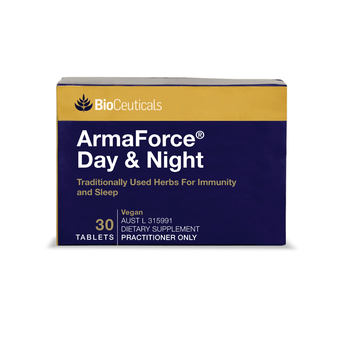 BioCeuticals ArmaForce Day & Night 30 Tablets - Vital Pharmacy Supplies
