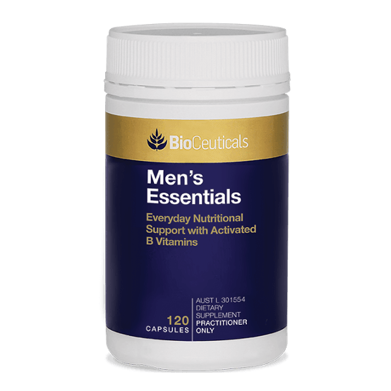 BioCeuticals Men's Essentials 120 Capsules
