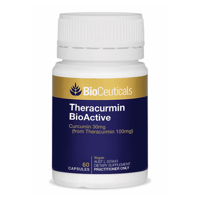 BioCeuticals Theracurmin BioActive 60 Capsules - Vital Pharmacy Supplies
