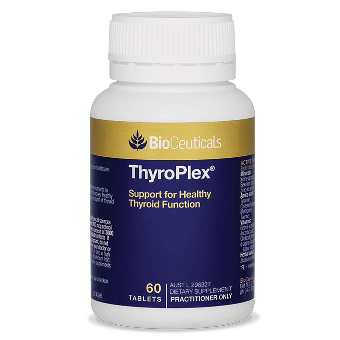BioCeuticals ThyroPlex 60 Tablets