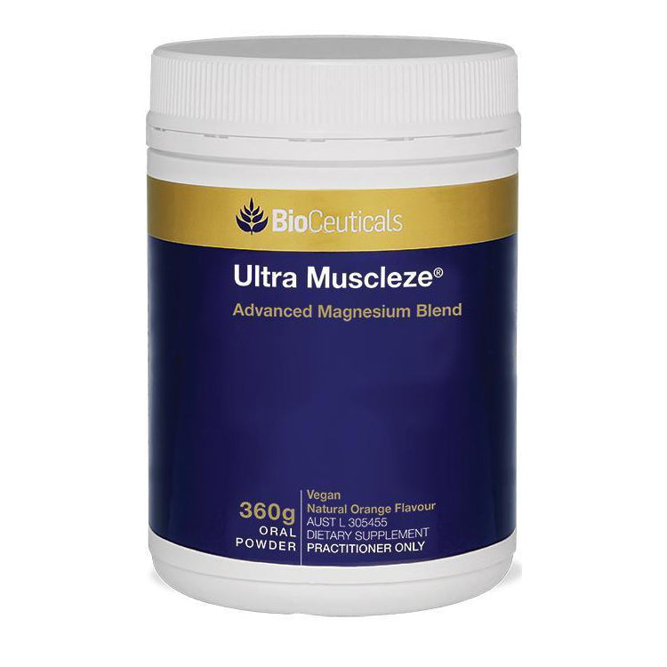 BioCeuticals Ultra Muscleze Powder 360g