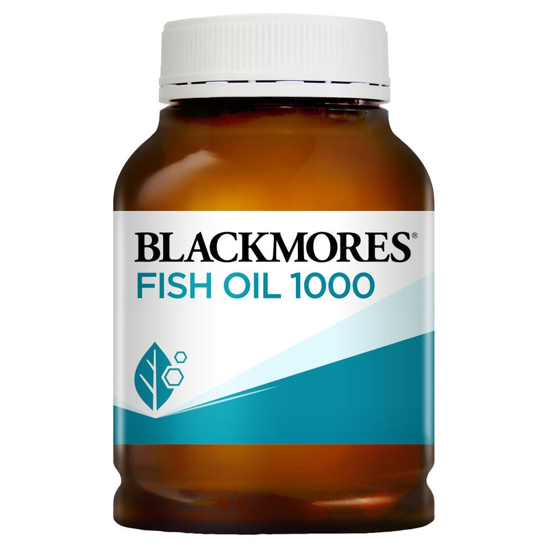 Blackmores Fish Oil 1000 200 Capsules - Vital Pharmacy Supplies