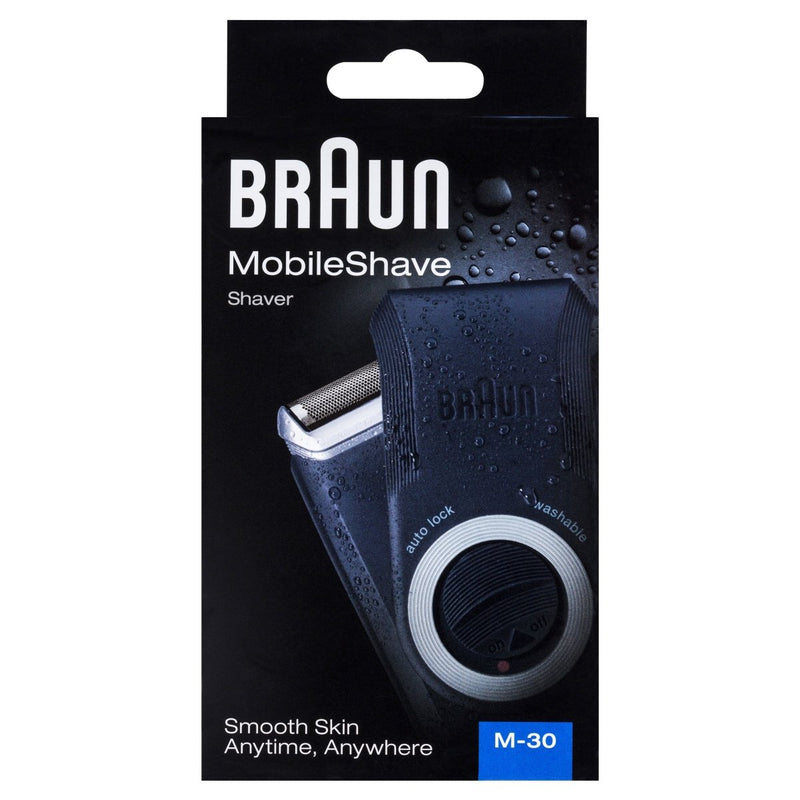 BRAUN Mobile Shaver M 30 - Vital Pharmacy Supplies