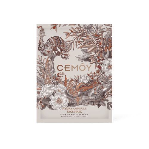 CEMÔY Hydra Ampoule Face Mask 5 Pack