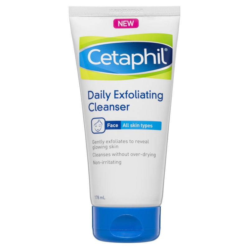 Cetaphil Daily Exfoliating Cleanser 178mL - Vital Pharmacy Supplies