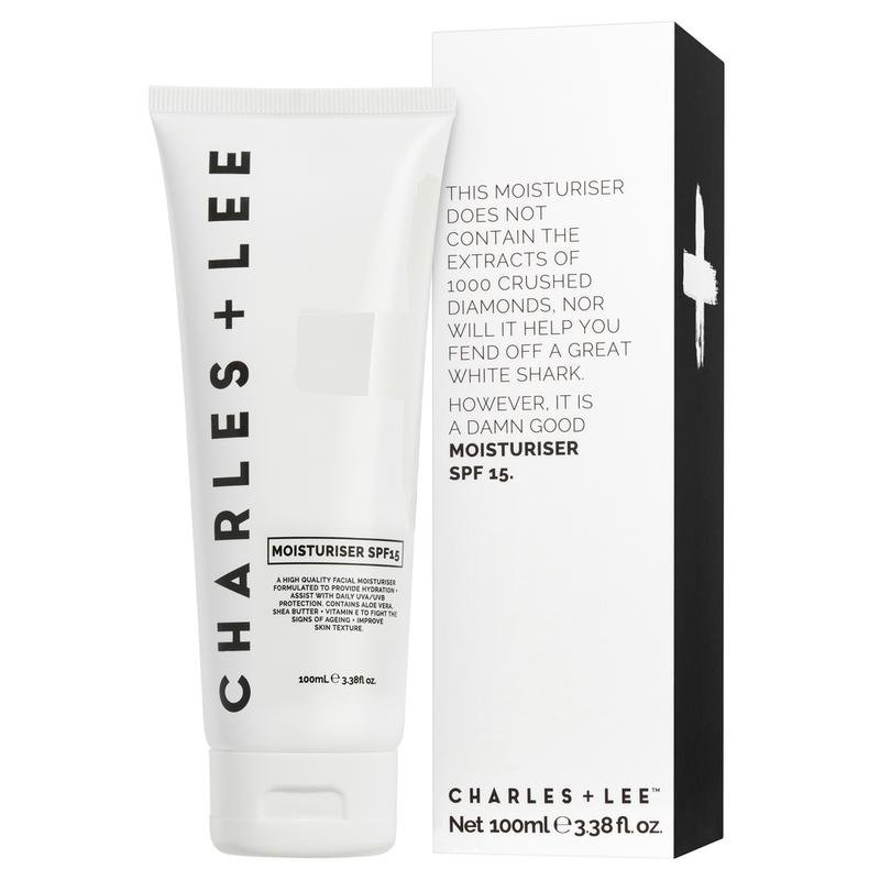 CHARLES + LEE Creme Hydratante SPF 15 100mL - Vital Pharmacy Supplies