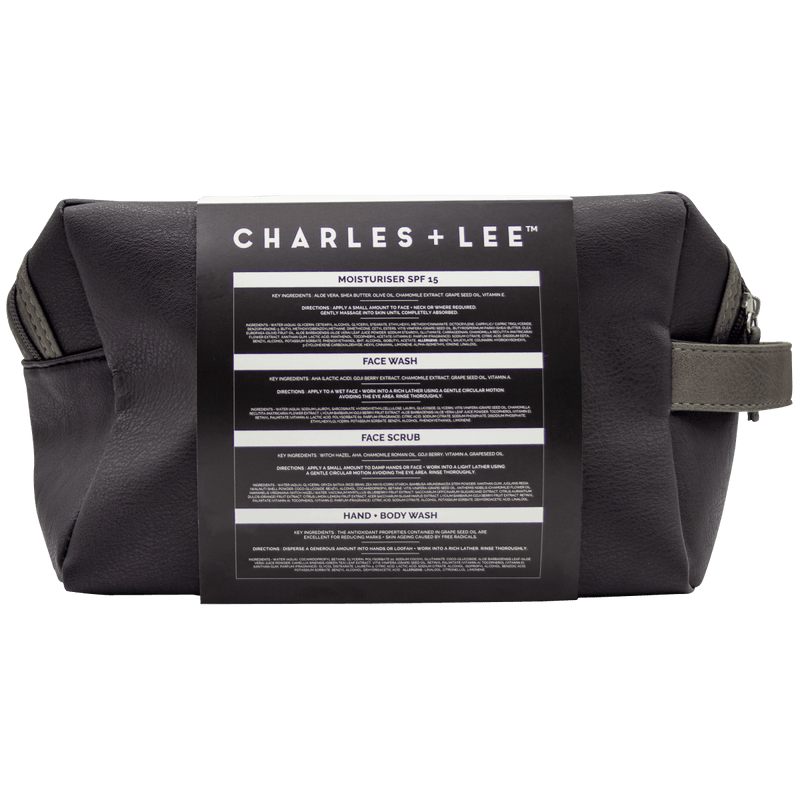 CHARLES + LEE Gift Pack Skincare Essentials - Vital Pharmacy Supplies