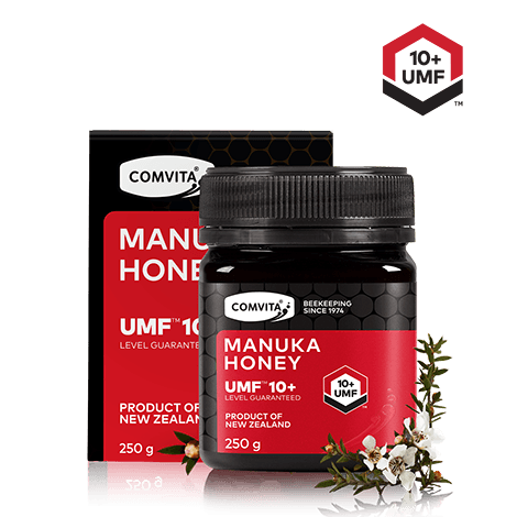 Comvita UMF 10+ Manuka Honey 250g - Vital Pharmacy Supplies