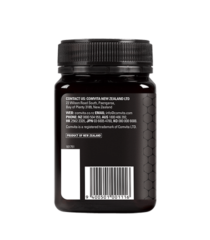 Comvita UMF 5+ Manuka Honey 500g - Vital Pharmacy Supplies
