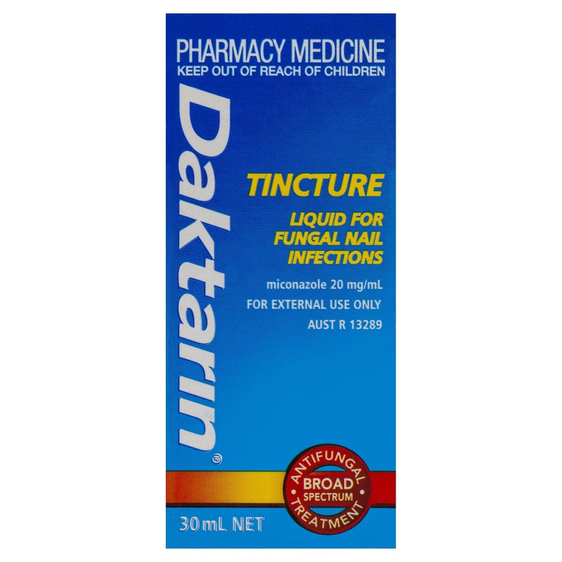 Daktarin Tincture Liquid 30mL - Vital Pharmacy Supplies