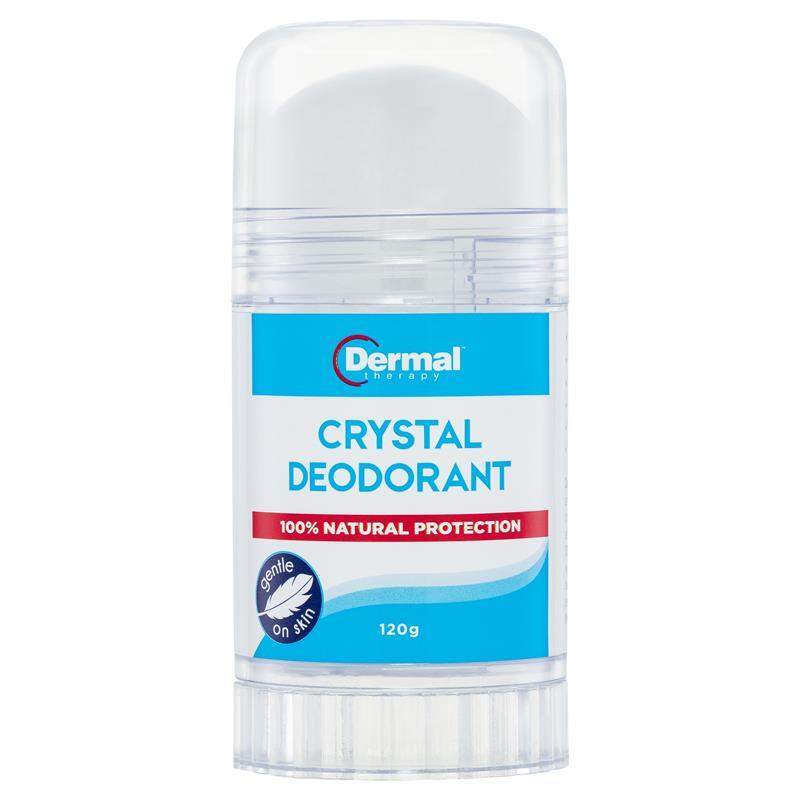 Dermal Therapy Crystal Deodorant Stick 120g - Vital Pharmacy Supplies