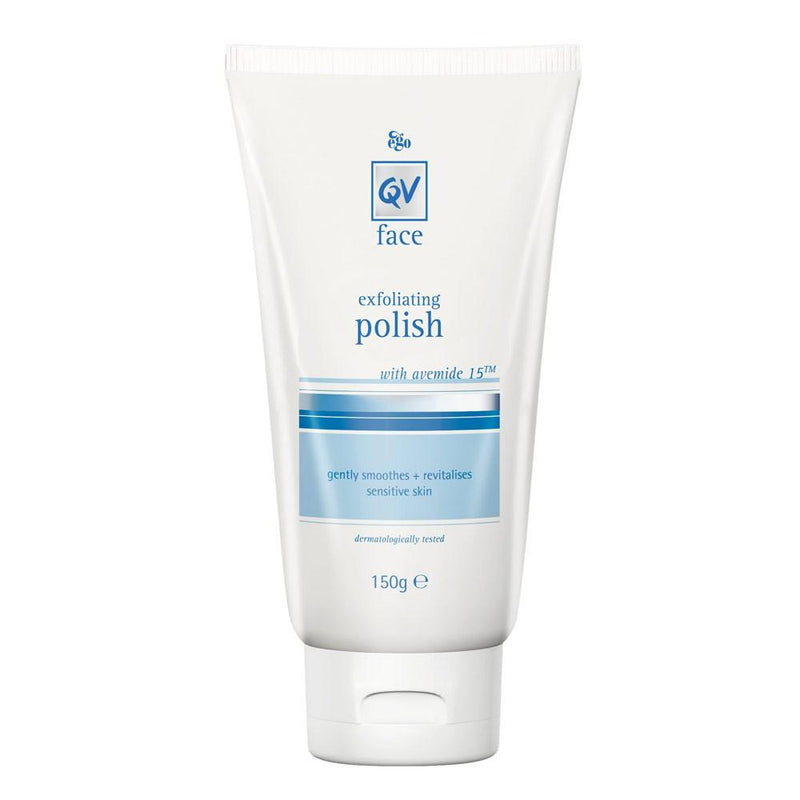 Ego QV Face Exfoliating Polish 150g - Vital Pharmacy Supplies