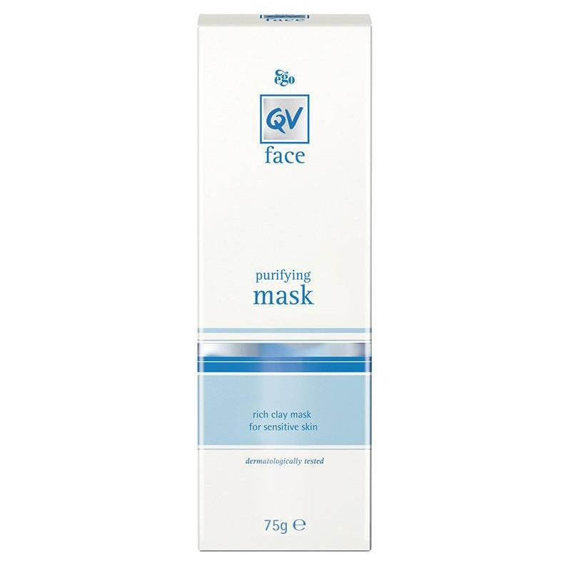 Ego QV Face Purifying Mask 75g - Vital Pharmacy Supplies