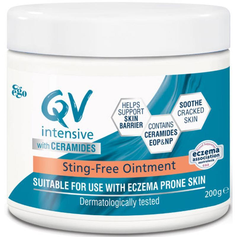 EGO QV Intensive With Ceramides Ointment 200g - Vital Pharmacy Supplies