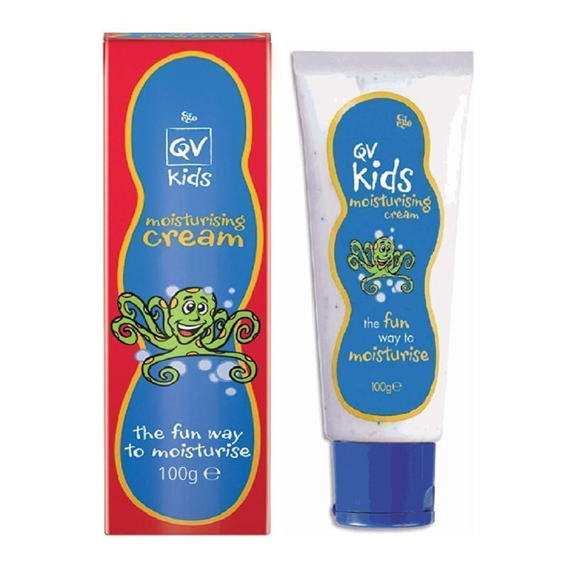 Ego QV Kids Moisturising Cream 100g - Vital Pharmacy Supplies