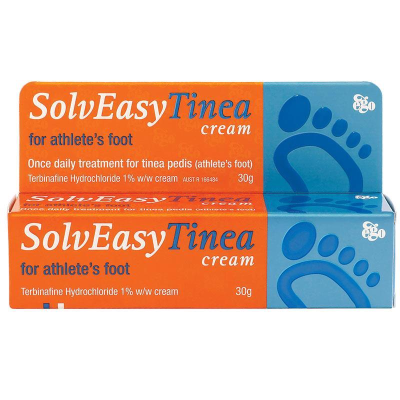 Ego SolvEasy Tinea Cream 15g - Vital Pharmacy Supplies