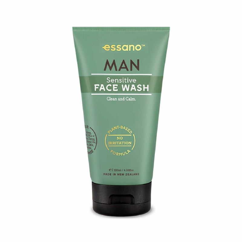 Essano Man Sensitive Face Wash 120mL - Vital Pharmacy Supplies