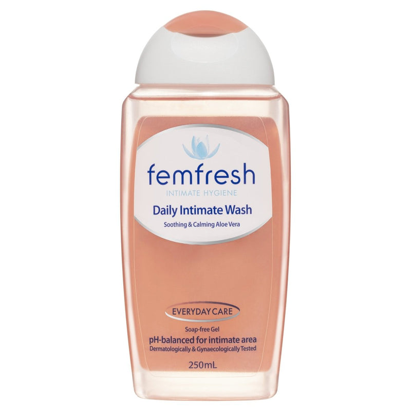 Femfresh Daily Intimate Wash 250mL - Vital Pharmacy Supplies