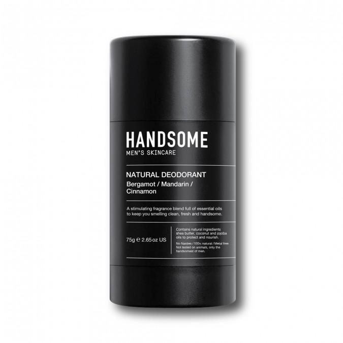 HANDSOME Natural Deodorant 75g - Vital Pharmacy Supplies