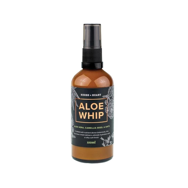 Herbs + Heart Aloe Whip 100mL - Vital Pharmacy Supplies