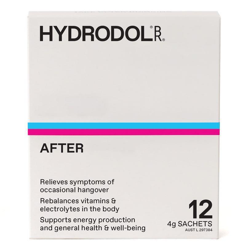 Hydrodol After 12 Doses - Vital Pharmacy Supplies