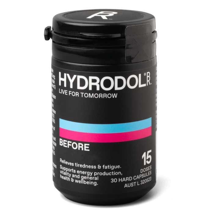Hydrodol Before 15 Doses