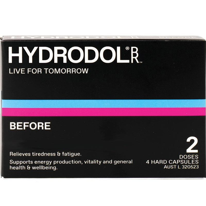 Hydrodol Before 2 Doses - Vital Pharmacy Supplies