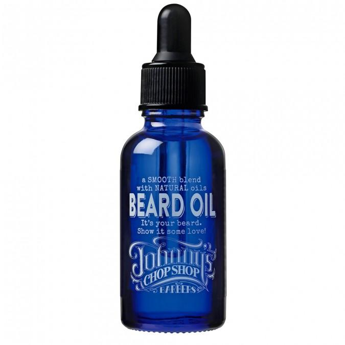 Johnny's Chop Shop Beard Oil 30mL - Vital Pharmacy Supplies