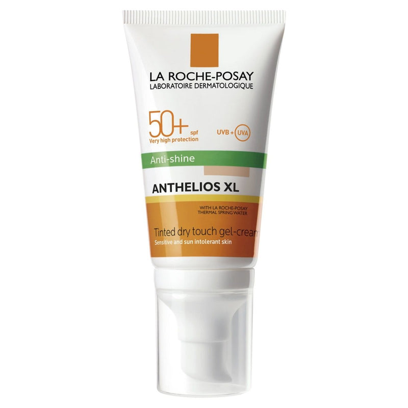 La Roche-Posay Anthelios XL Tinted Dry Touch SPF50+ Facial Sunscreen 50mL - Vital Pharmacy Supplies